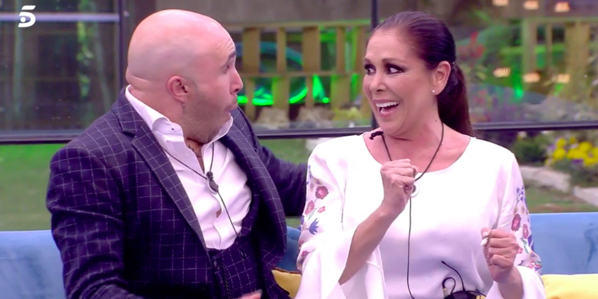 """La reacción de Kiko Rivera al saber que Isabel Pantoja es concursante de 'SV 2019': """"¡Qué malamente lo vas a pasar!"""""""
