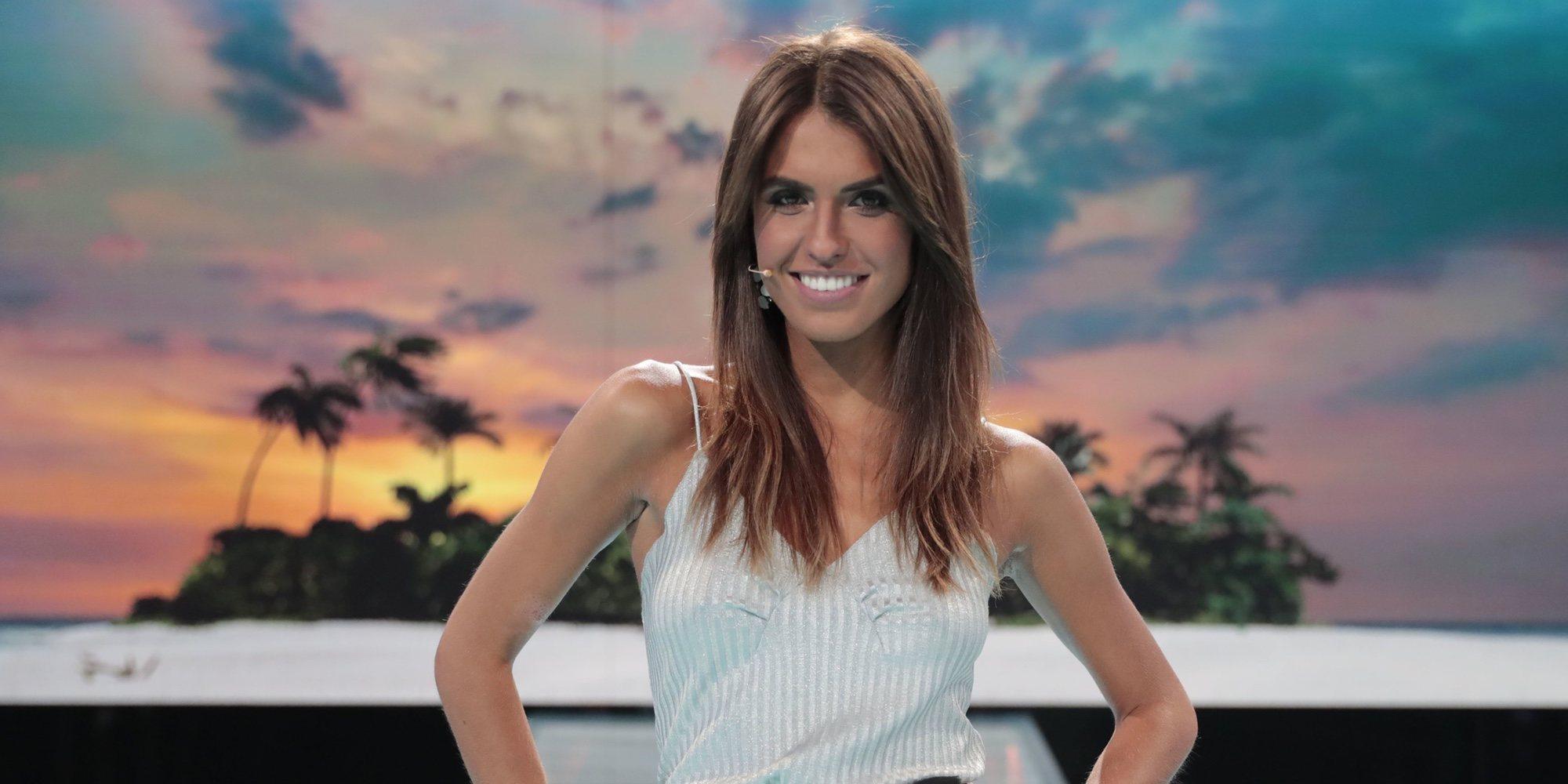 'Supervivientes 2019' tiende la mano a Sofía Suescun en su peor momento y la convierte en presentadora