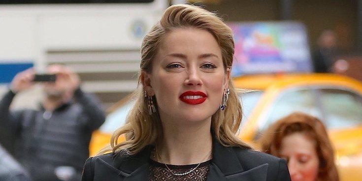 Amber Heard califica a Johnny Depp de 'monstruo' por los supuestos abusos que sufrió durante su matrimonio