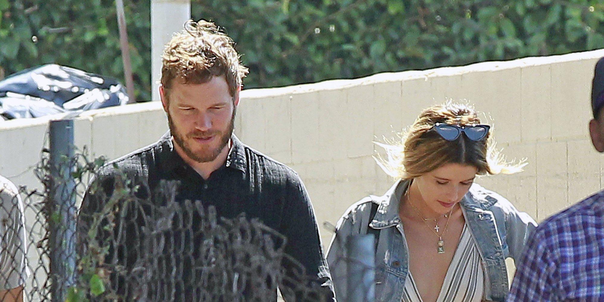 "Chris Pratt y Katherine Schwarzenegger planean una ""boda íntima"""