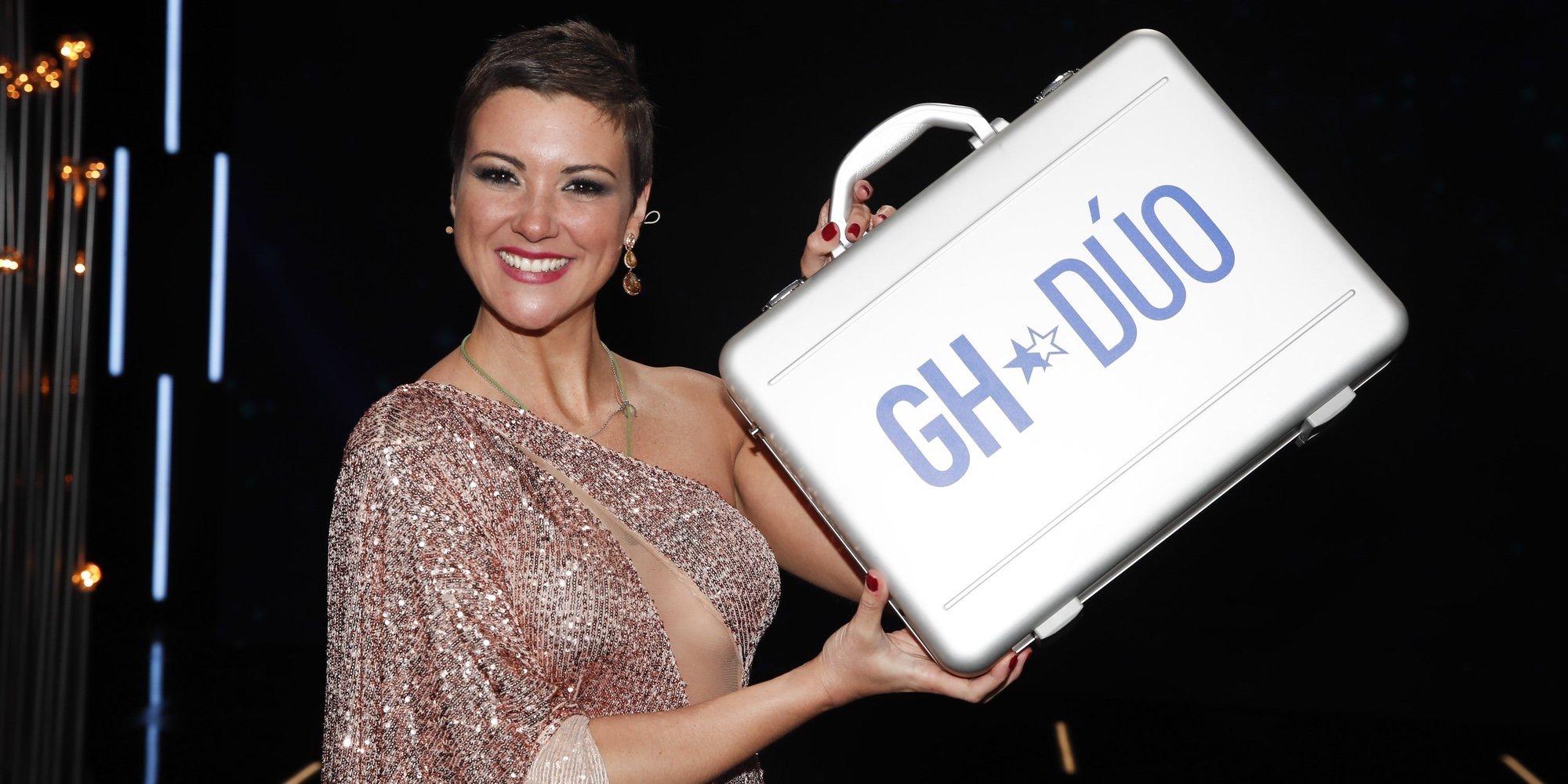María Jesús Ruiz cuenta qué va a hacer con los 100.000 euros de premios de 'GH DÚO'