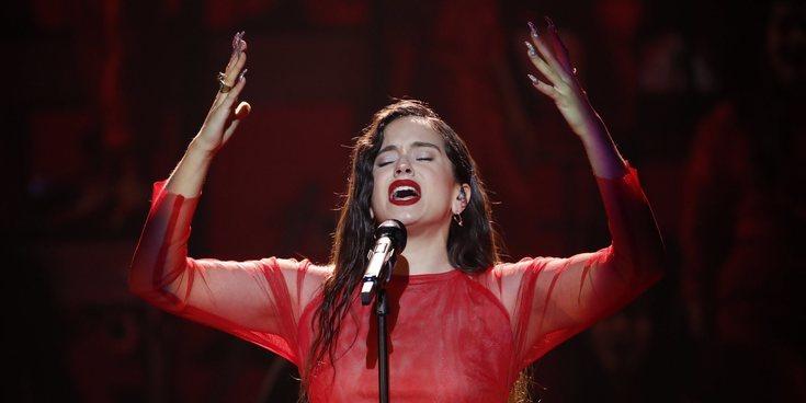 Rosalía conquista Coachella con 'El mal querer' y una canción de Las Grecas