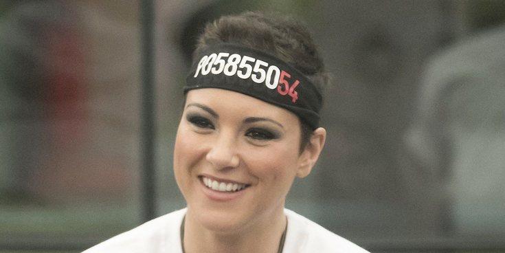 María Jesús Ruiz, omnipresente en la casa de 'Sálvame Okupa'