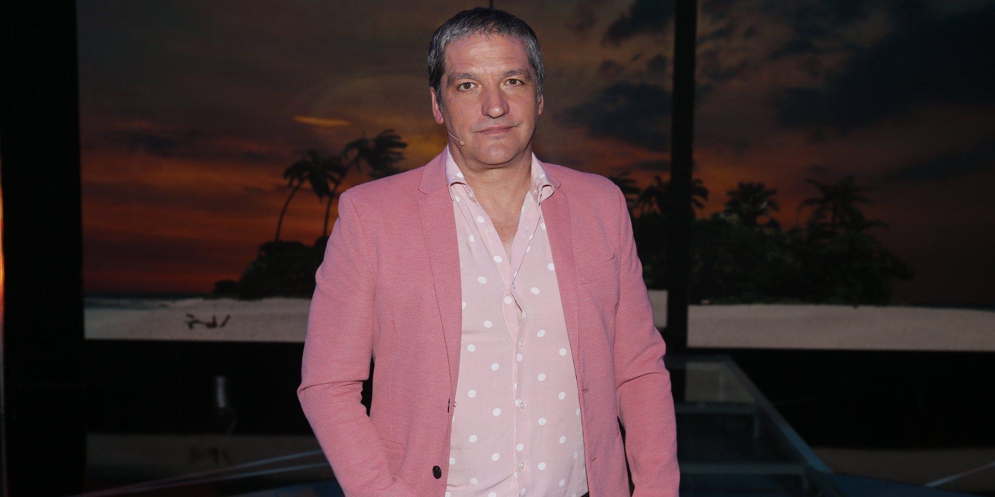 "Gustavo González renuncia al maletín de 'Sálvame Okupa': ""Considero que metí la pata"""