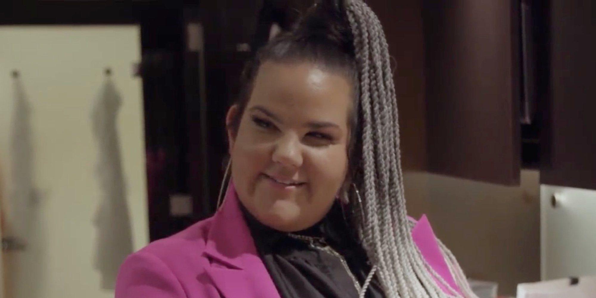 """La opinión de Netta, ganadora de Eurovisión 2018, sobre el éxito: """"Es como un té verde"""""""