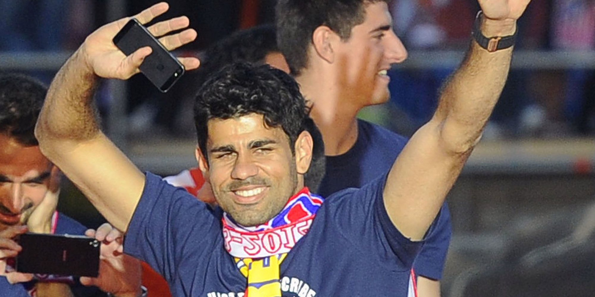 Hacienda denuncia por delito fiscal a Diego Costa y le exige 1,1 millones de euros