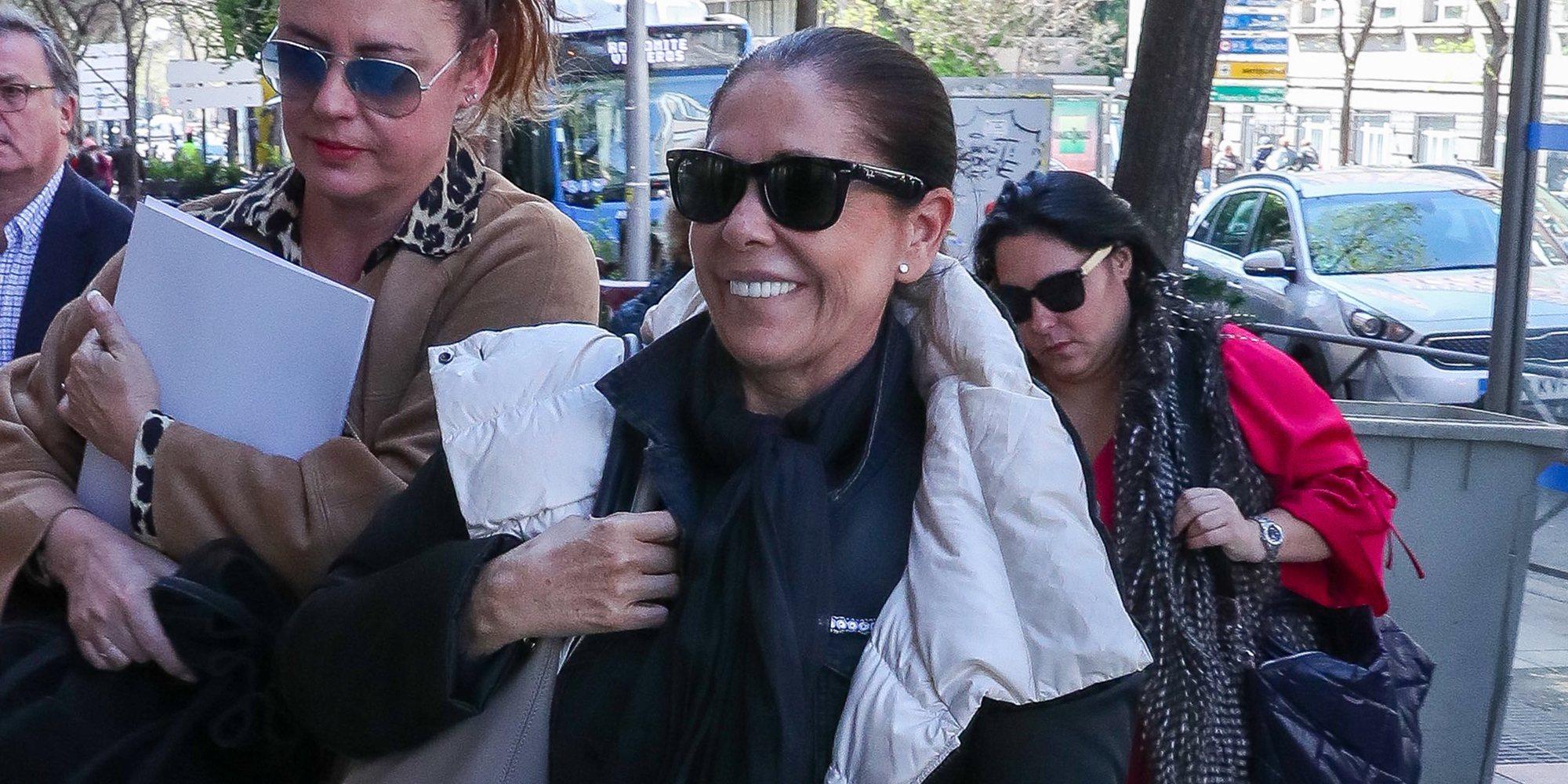 Anabel Pantoja desvela los posibles vetos de Isabel Pantoja en 'Supervivientes 2019'