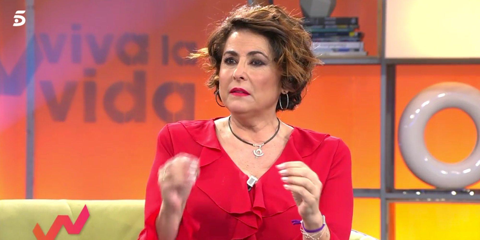 "Irma Soriano: ""En 'GH VIP 5' viví un ataque de pánico por culpa de otra persona"""