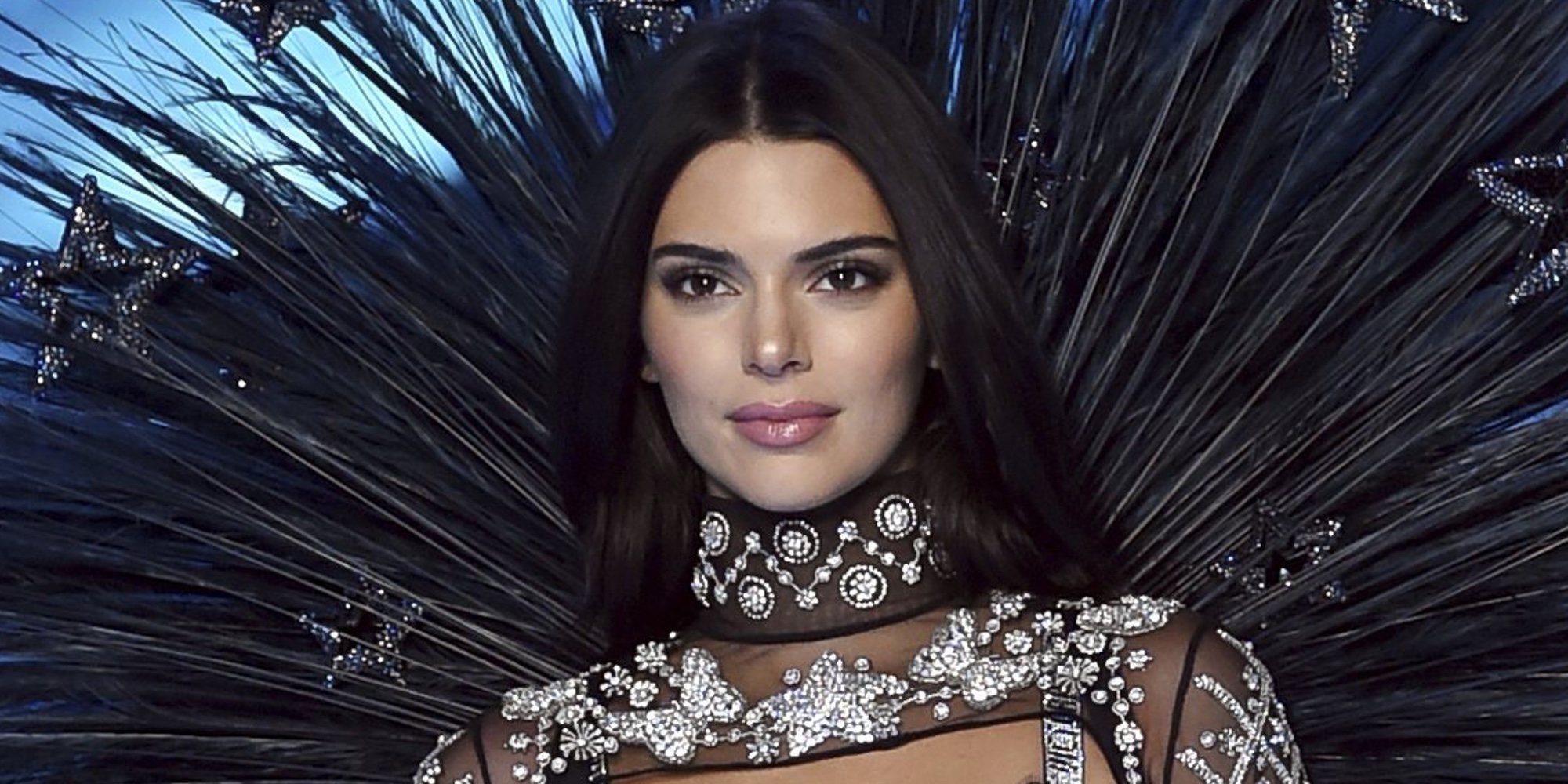 Kendall Jenner habla sobre los complejos que no le impedían encajar en el universo Kardashian