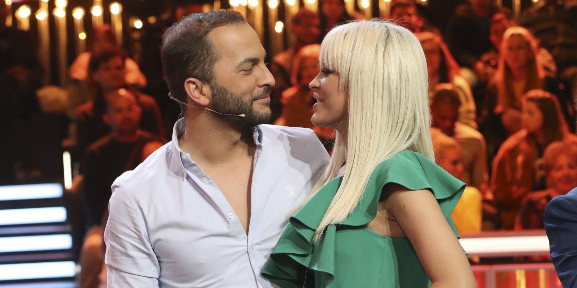 Ylenia Padilla y Antonio Tejado disfrutan de sus primeras vacaciones como pareja