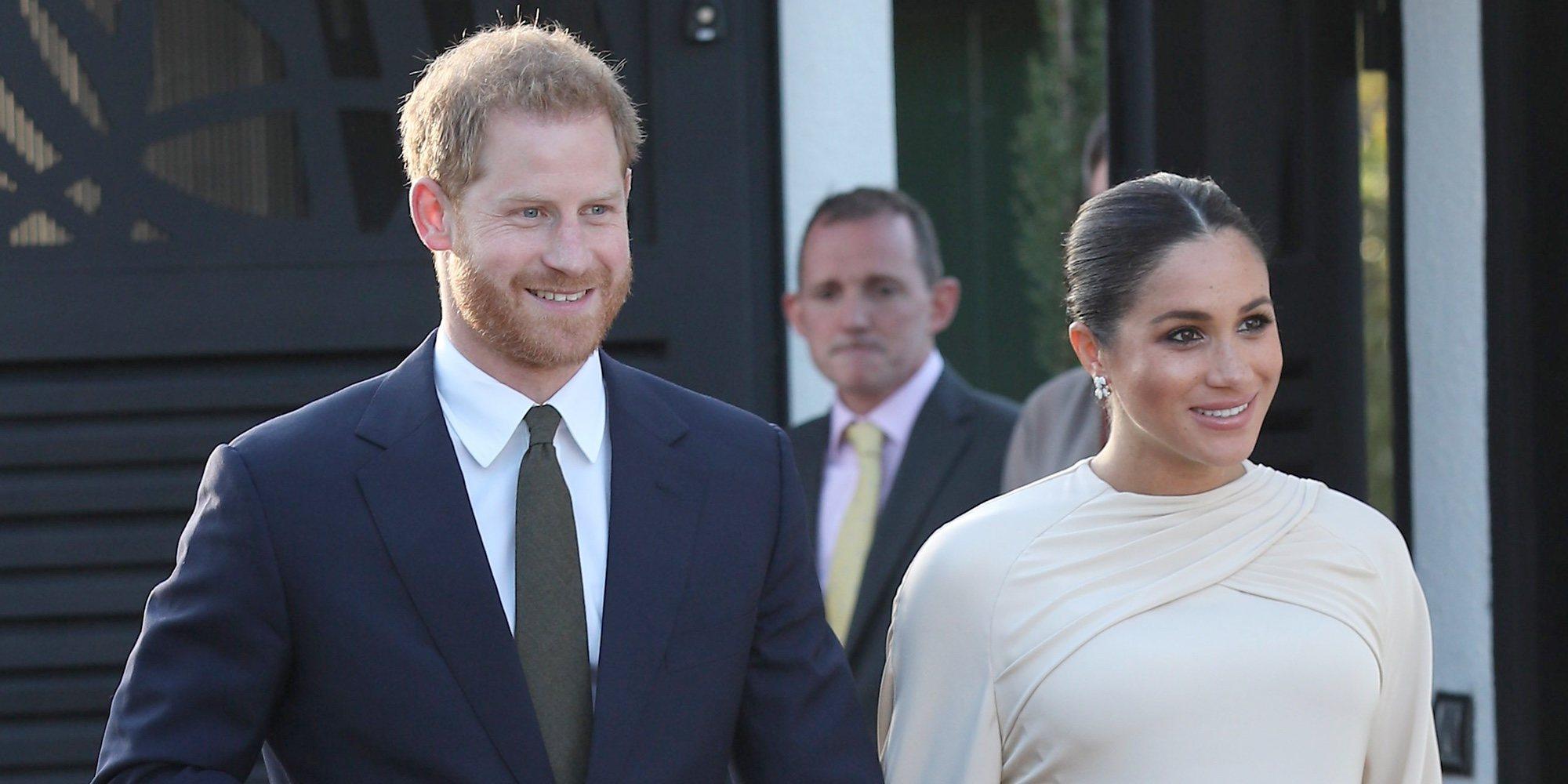 El misterio del traslado del Príncipe Harry y Meghan Markle a África