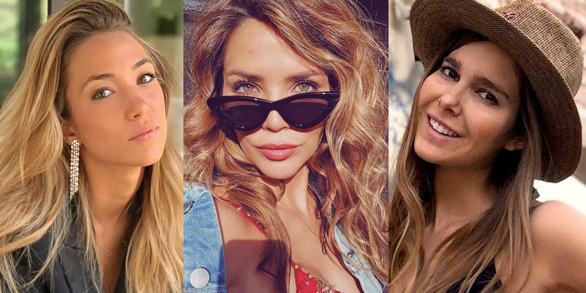 Alice Campello, Rosanna Zanetti, Natalia Sánchez y otras mamás famosas que celebran su primer Día de la Madre
