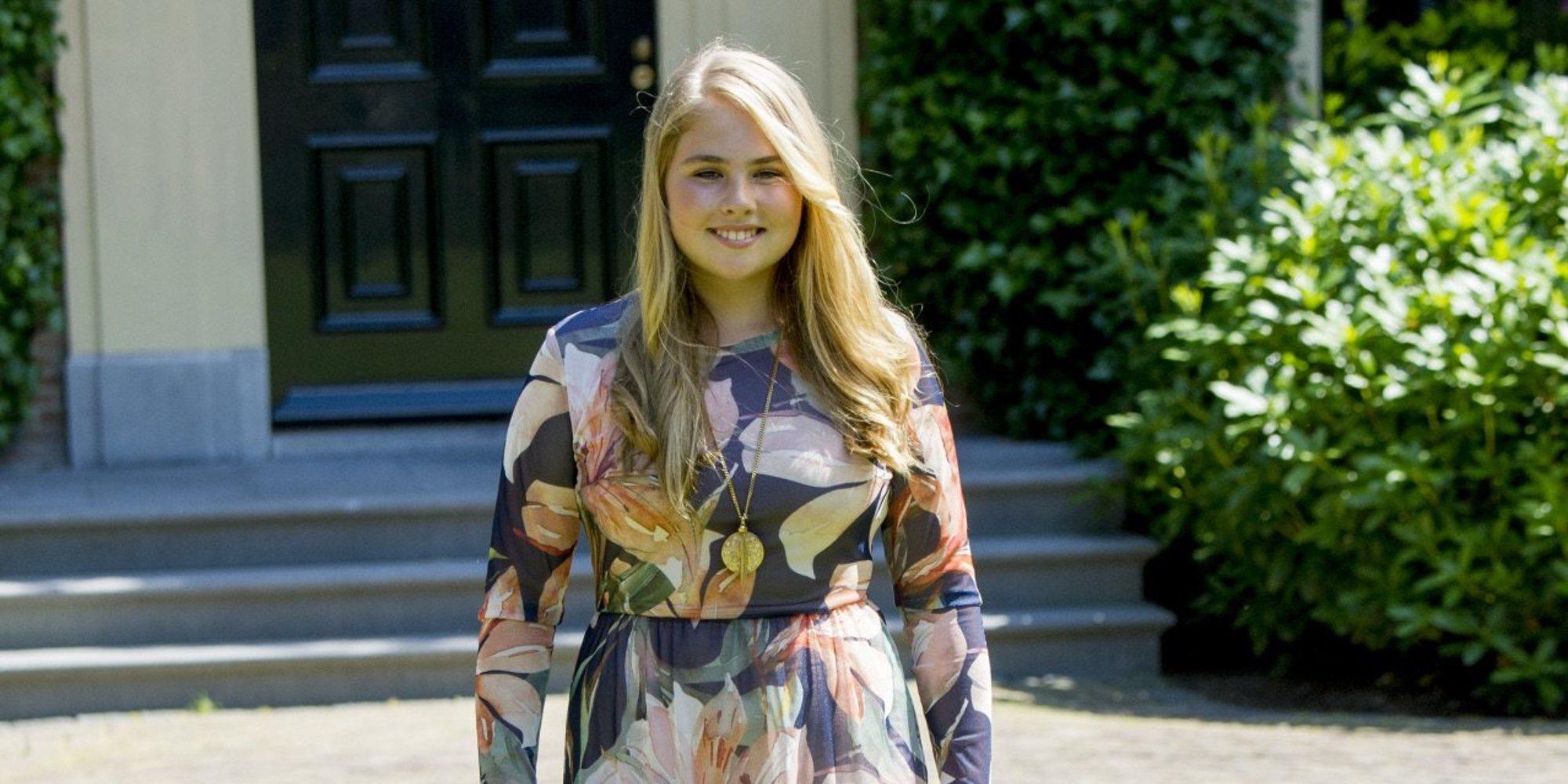 Amalia de Holanda, la royal dramaturga que debutará en el Teatro Real de la Haya