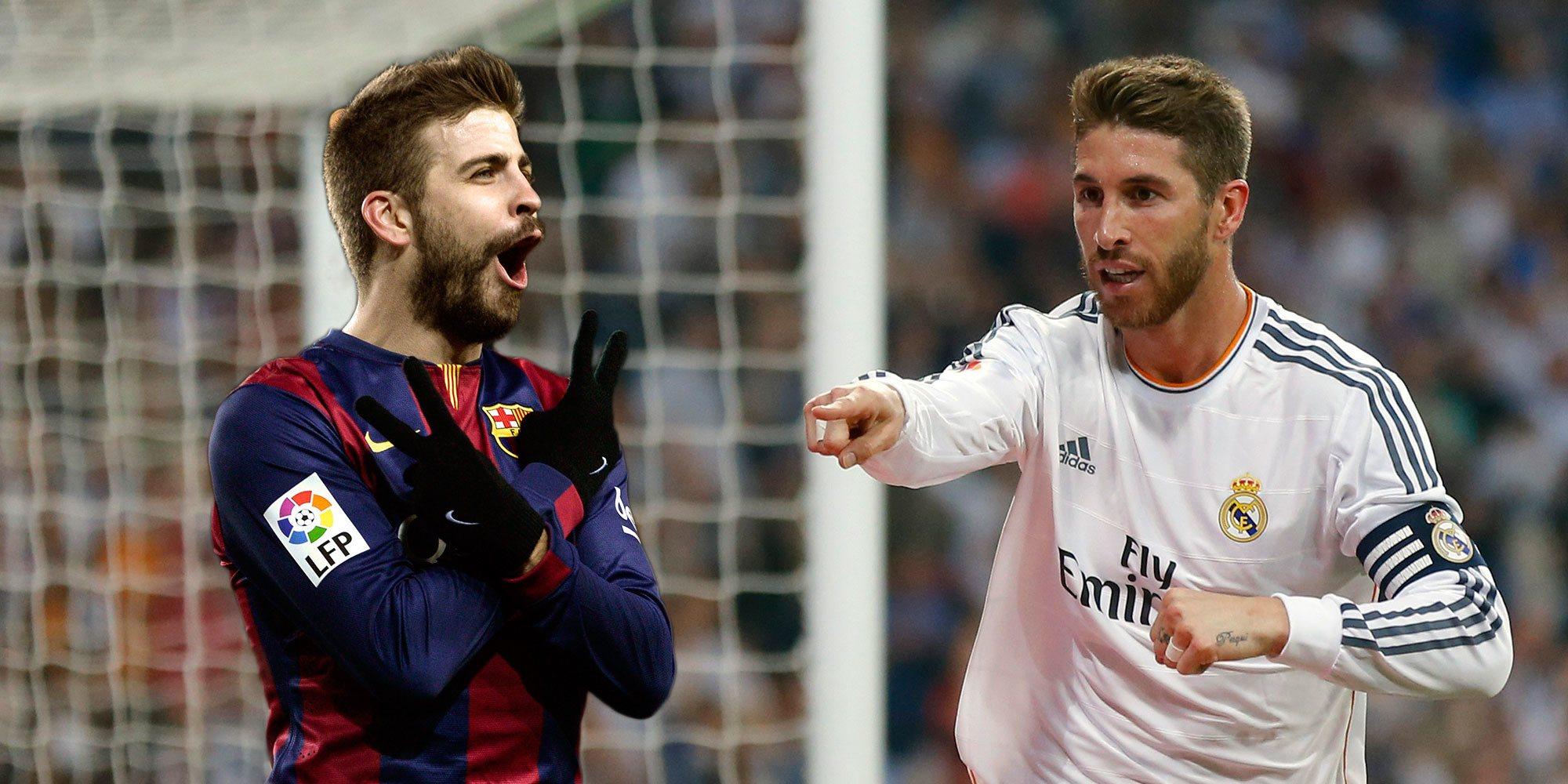 Gerard Piqué y Sergio Ramos: de eternos rivales a socios empresarios