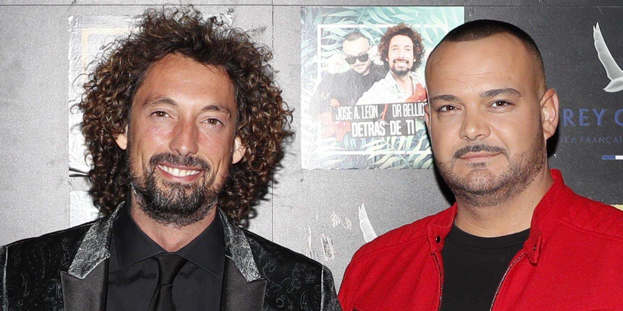 José Antonio León presenta un inesperado proyecto junto a Dr.Bellido: su nuevo single, 'Detrás de ti'