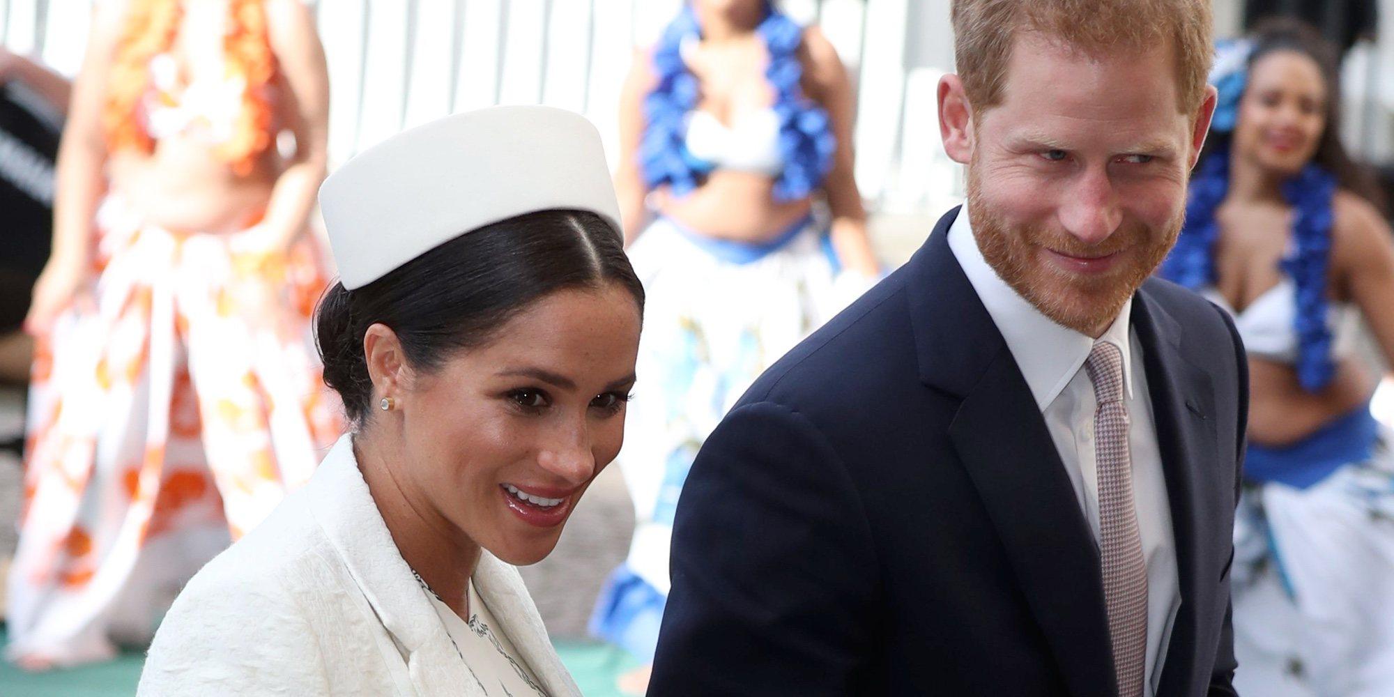 El caro regalo del Príncipe Harry y Meghan Markle a Idris Elba por su boda
