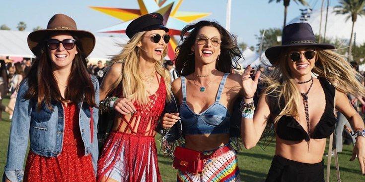 Un brote de herpes genital afectó a más de mil personas en Coachella 2019