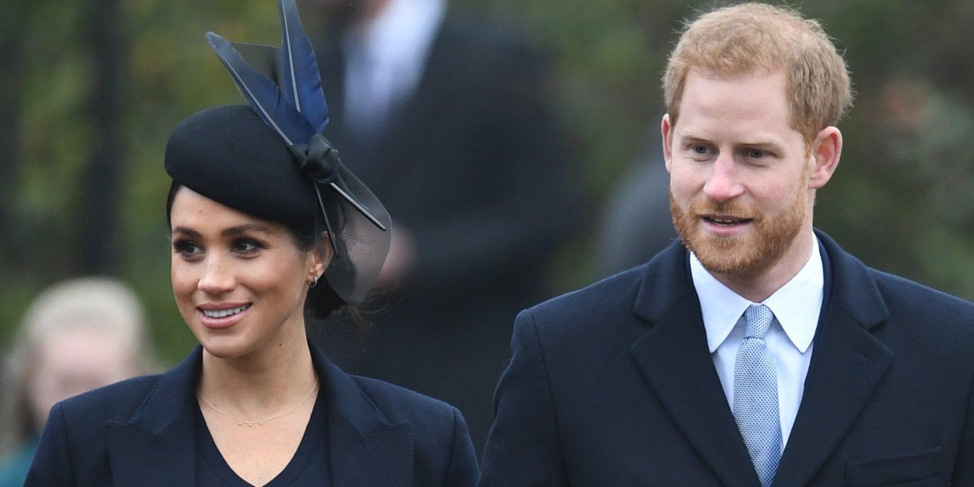 La Reina Isabel visita la nueva casa de Príncipe Harry y Meghan Markle antes del nacimiento del Baby Sussex