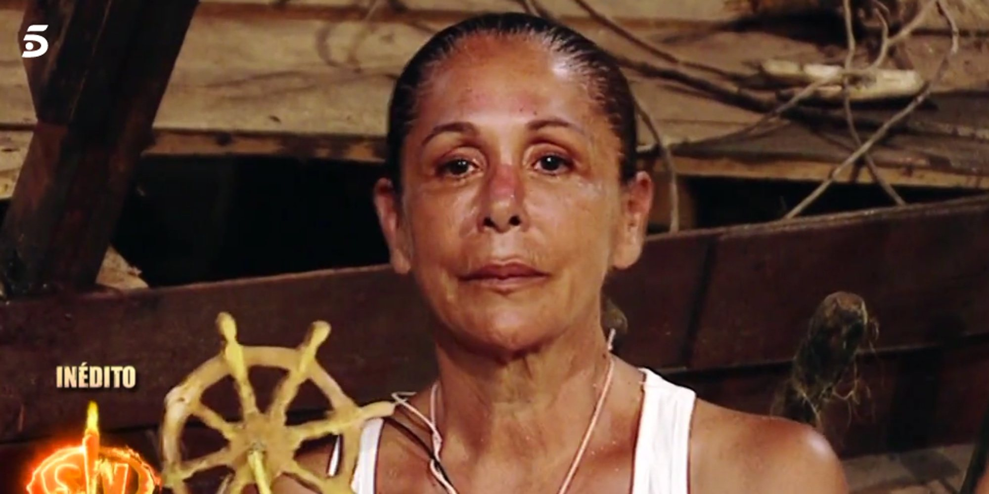 """Isabel Pantoja contra Carlos Lozano en 'Supervivientes 2019': """"No te va a salir pelo por mentiroso"""""""