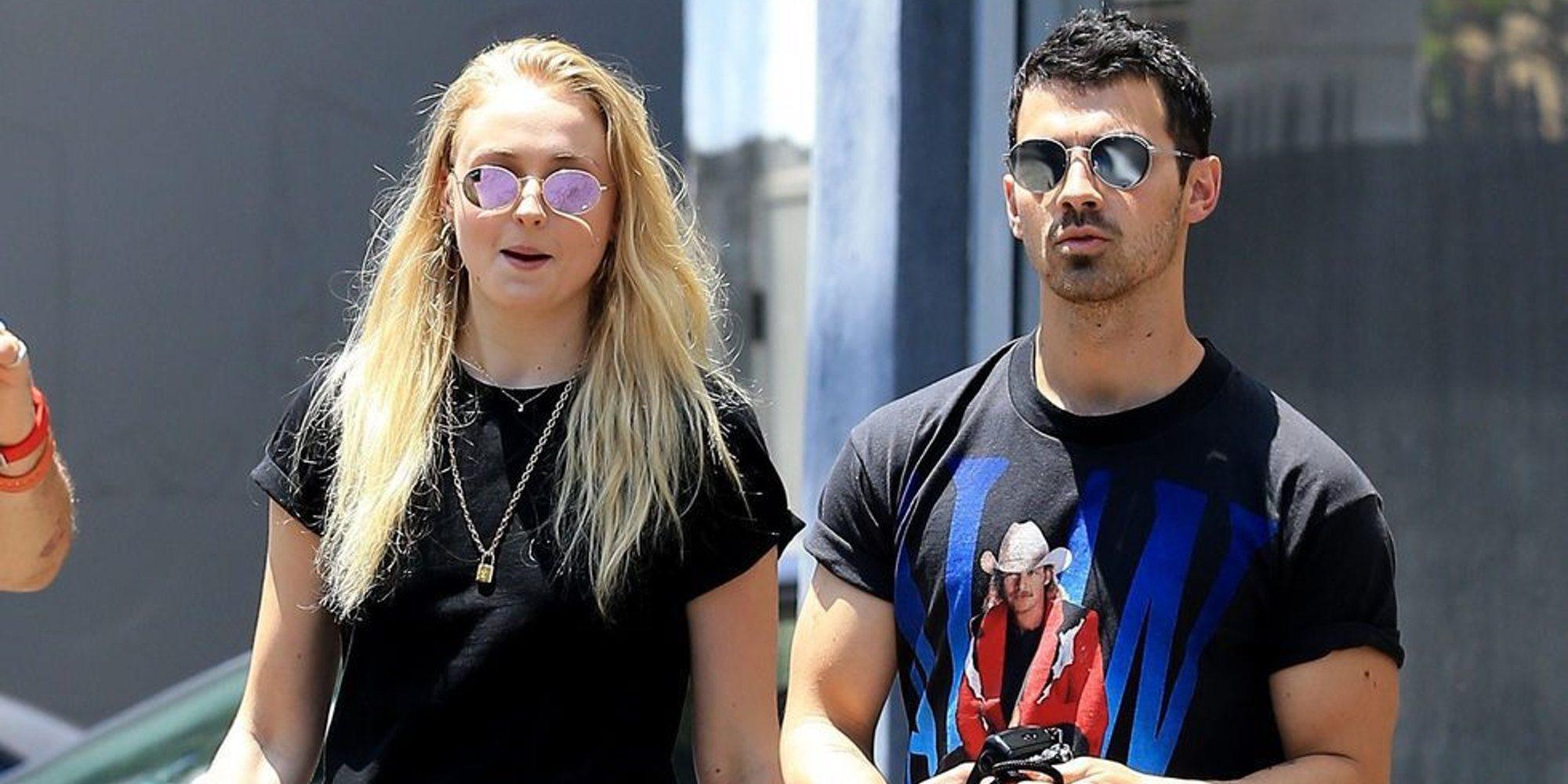El verdadero motivo de la boda de Sophie Turner y Joe Jonas