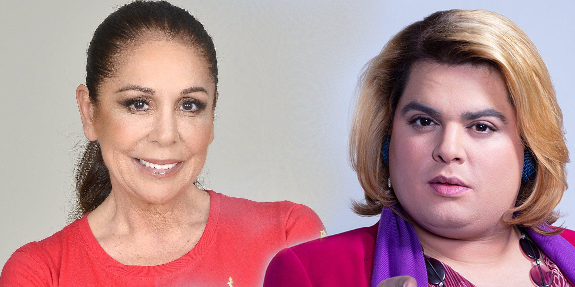 Isabel Pantoja pondrá voz a la cabecera de 'Paquita Salas' en su tercera temporada
