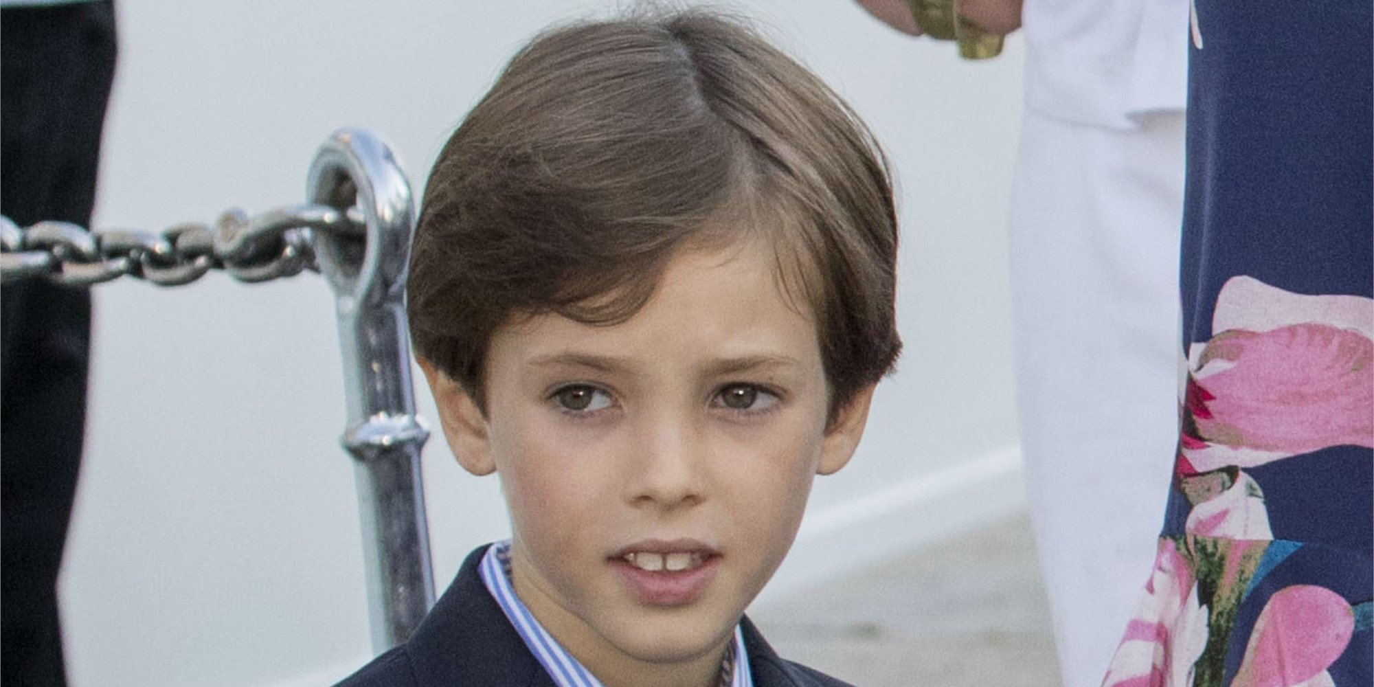 El otro Príncipe Enrique de Dinamarca que llegó para alegrar a Joaquín y Marie de Dinamarca