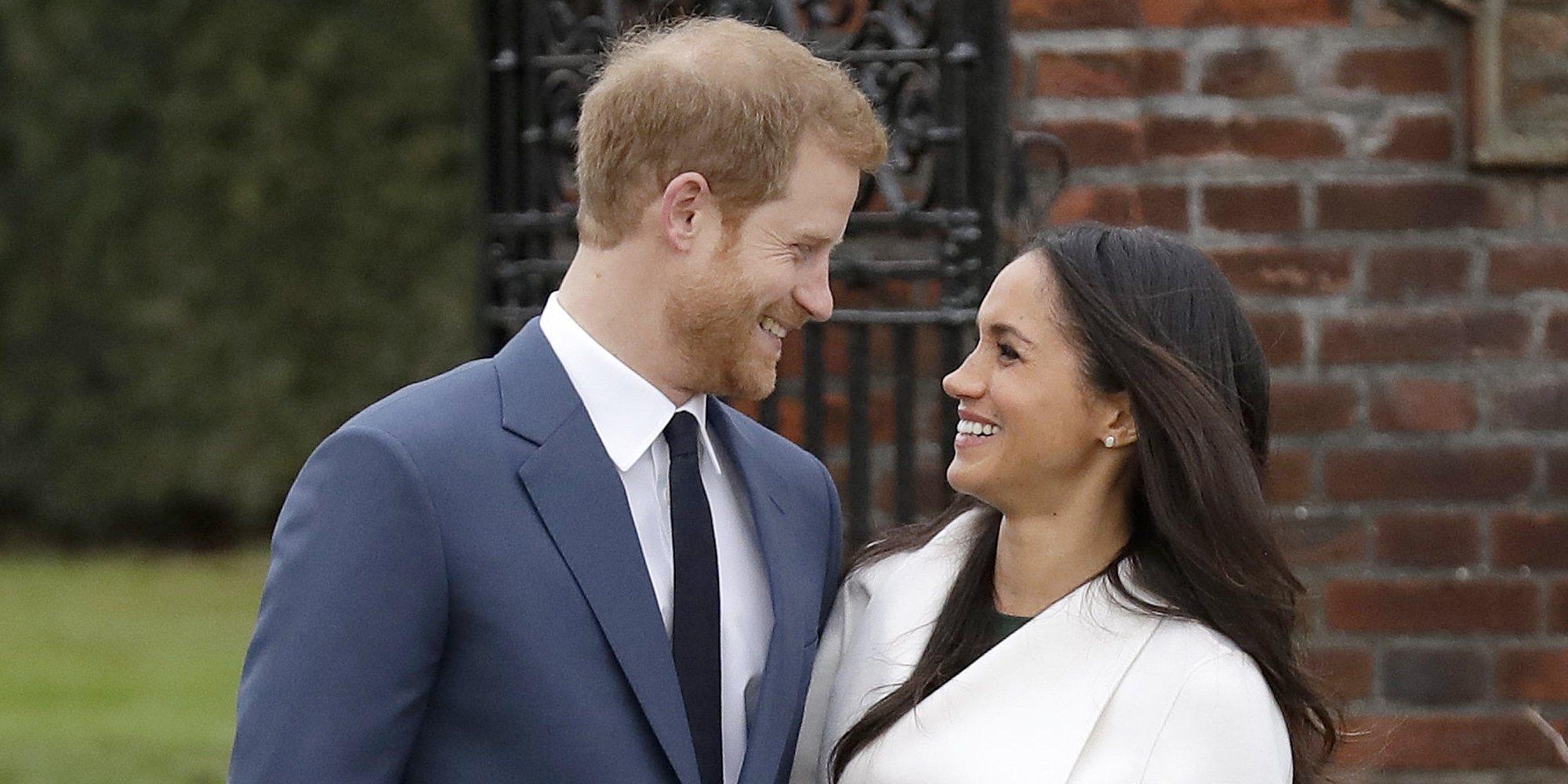 El Príncipe Harry y Meghan Markle se convierten en padres de su primer hijo