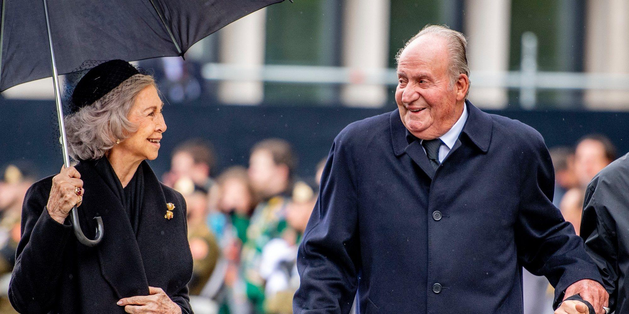 Las Casas Reales europeas despiden al Gran Duque Juan de Luxemburgo en un multitudinario funeral