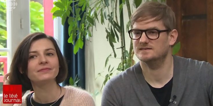 El dolor que unió a Floriane y Johannes tras el atentado de Bataclán: ahora están enamorados