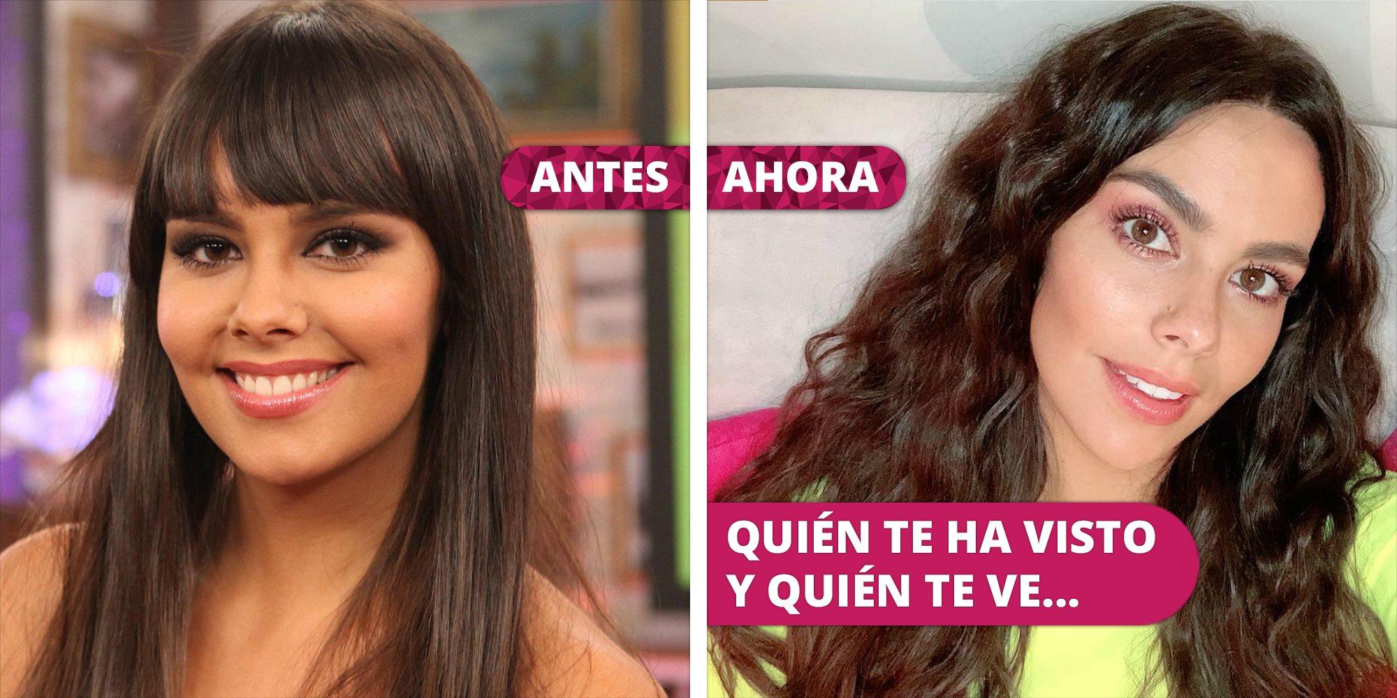 Así ha cambiado Cristina Pedroche: La transformación de la colaboradora y presentadora desde 'Sé lo que hicisteis'