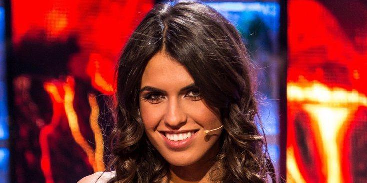 Sofía Suescun 'hace la cobra' a Abraham García en los pasillos de Telecinco