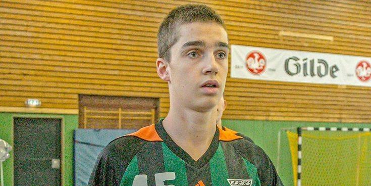 Así se está preparando Pablo Urdangarin para ser tan buen jugador de balonmano como lo fue su padre, Iñaki Urdangarin