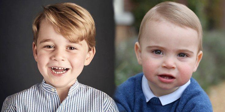 La casualidad que une a los Príncipes Jorge y Luis con el hijo del Príncipe Harry y Meghan Markle por sus nacimientos
