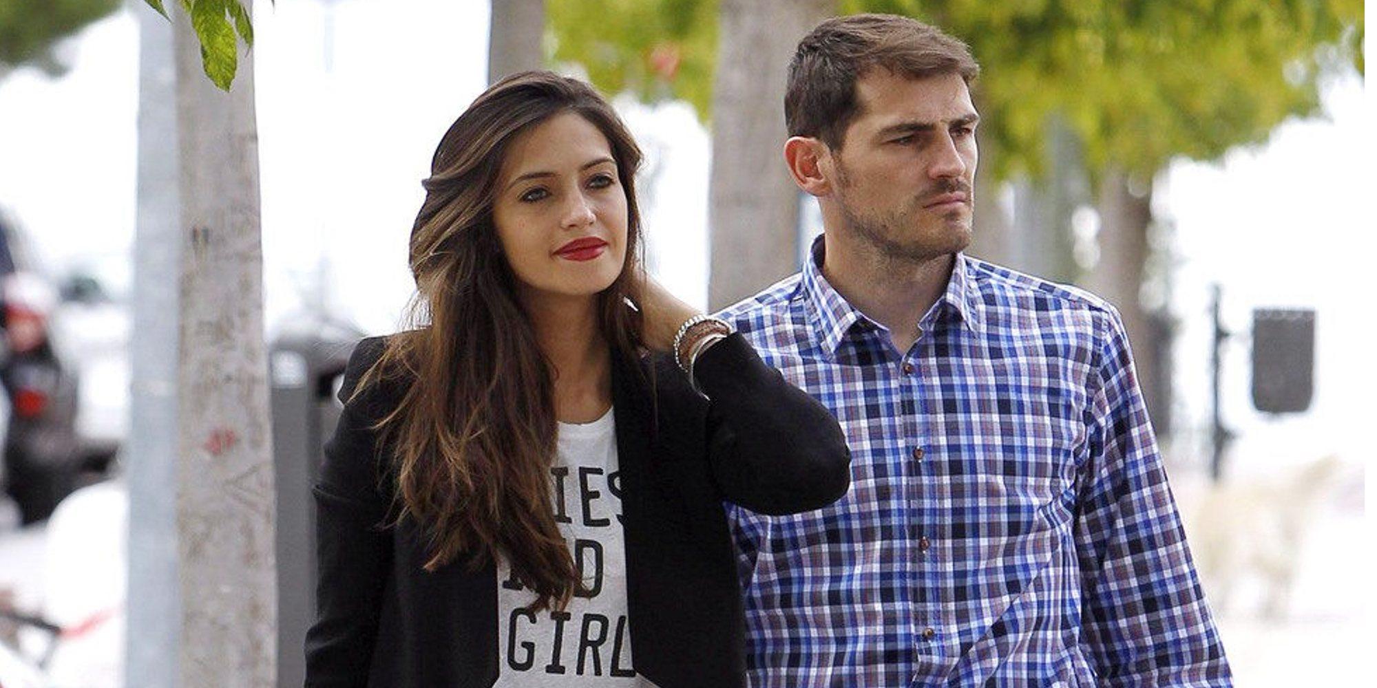 Sara Carbonero muestra lo bien que se está recuperando Iker Casillas tras sufrir un infarto