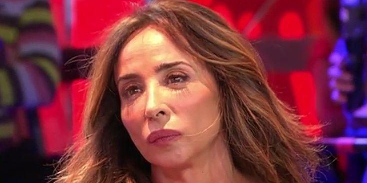 María Patiño se opera la nariz por segunda vez