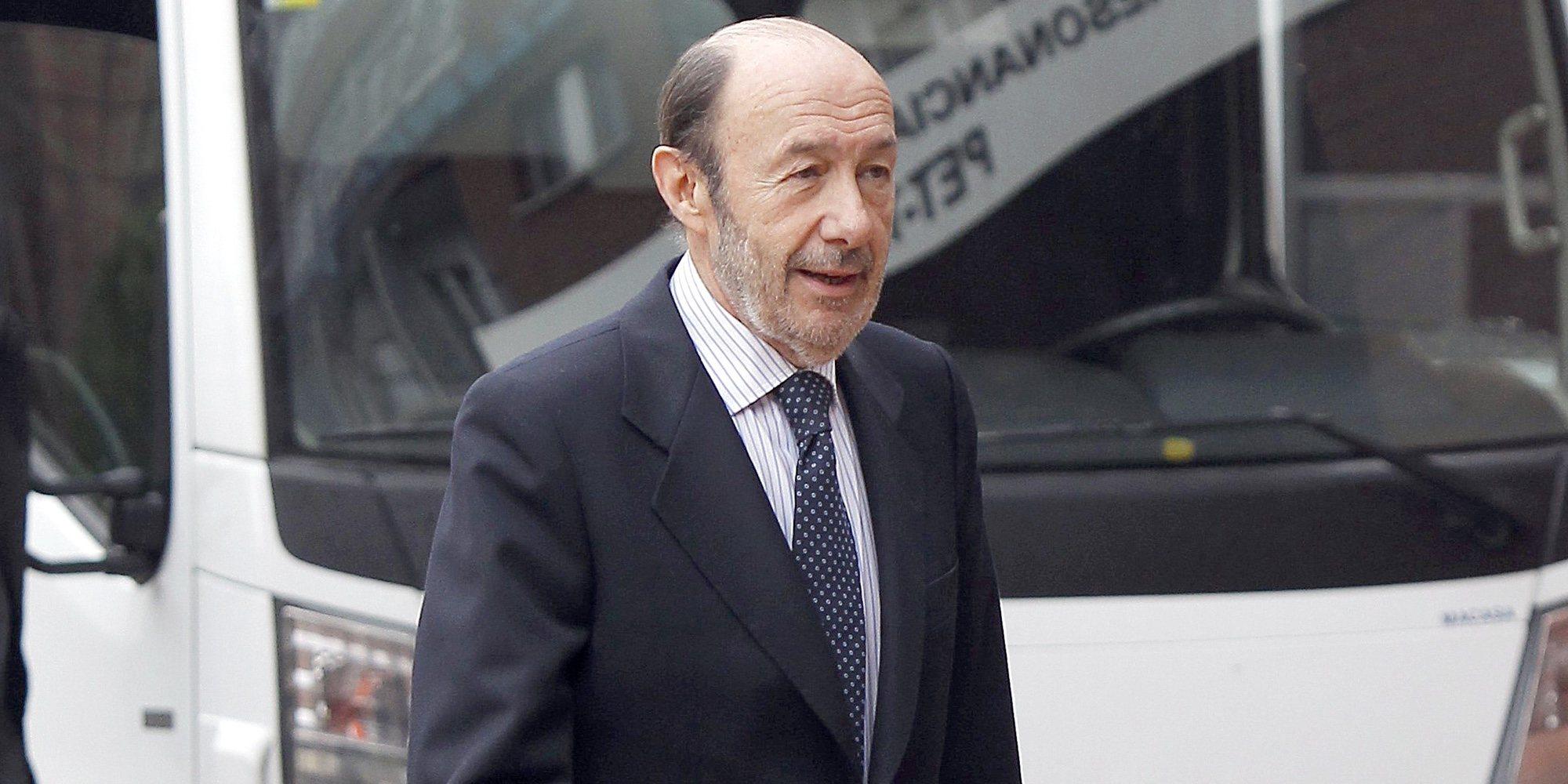 Alfredo Pérez Rubalcaba, hospitalizado en estado grave tras sufrir un ictus