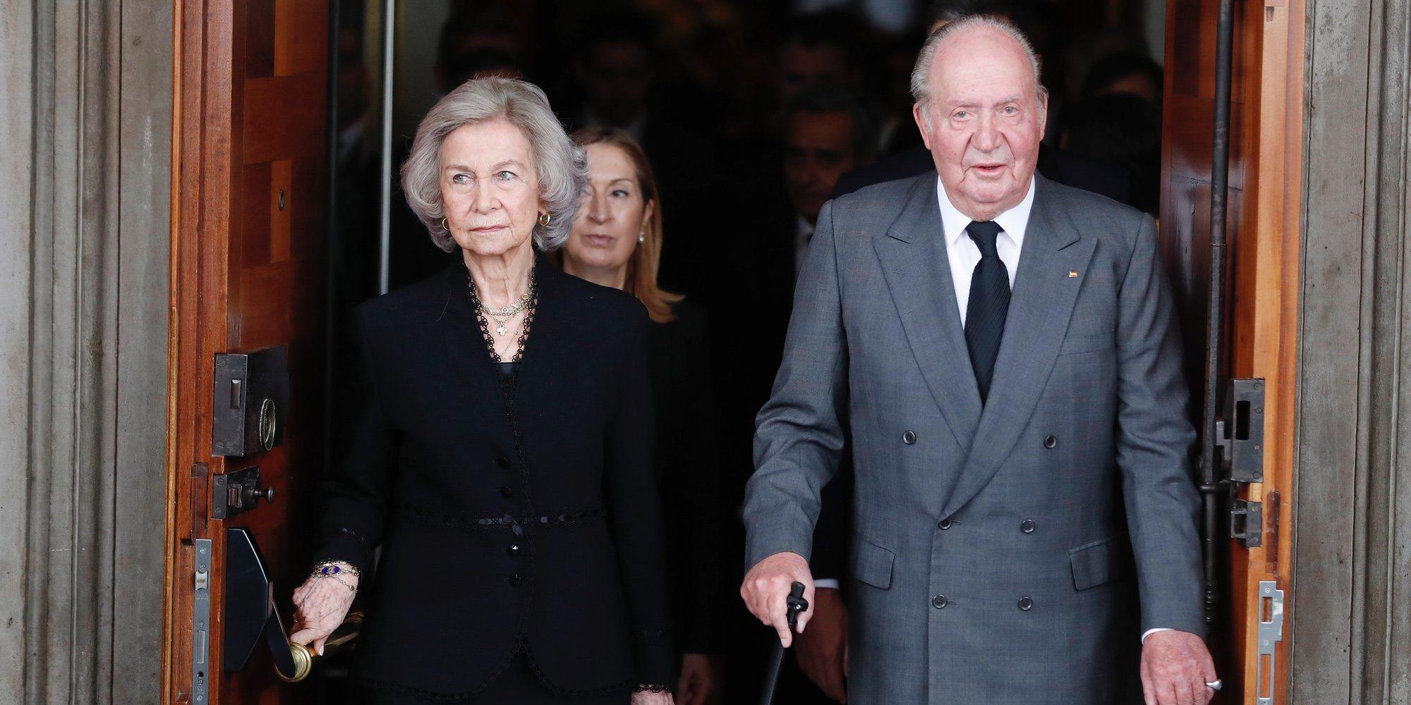 Los reyes y los representantes políticos de España acuden a la capilla ardiente de Alfredo Pérez Rubalcaba