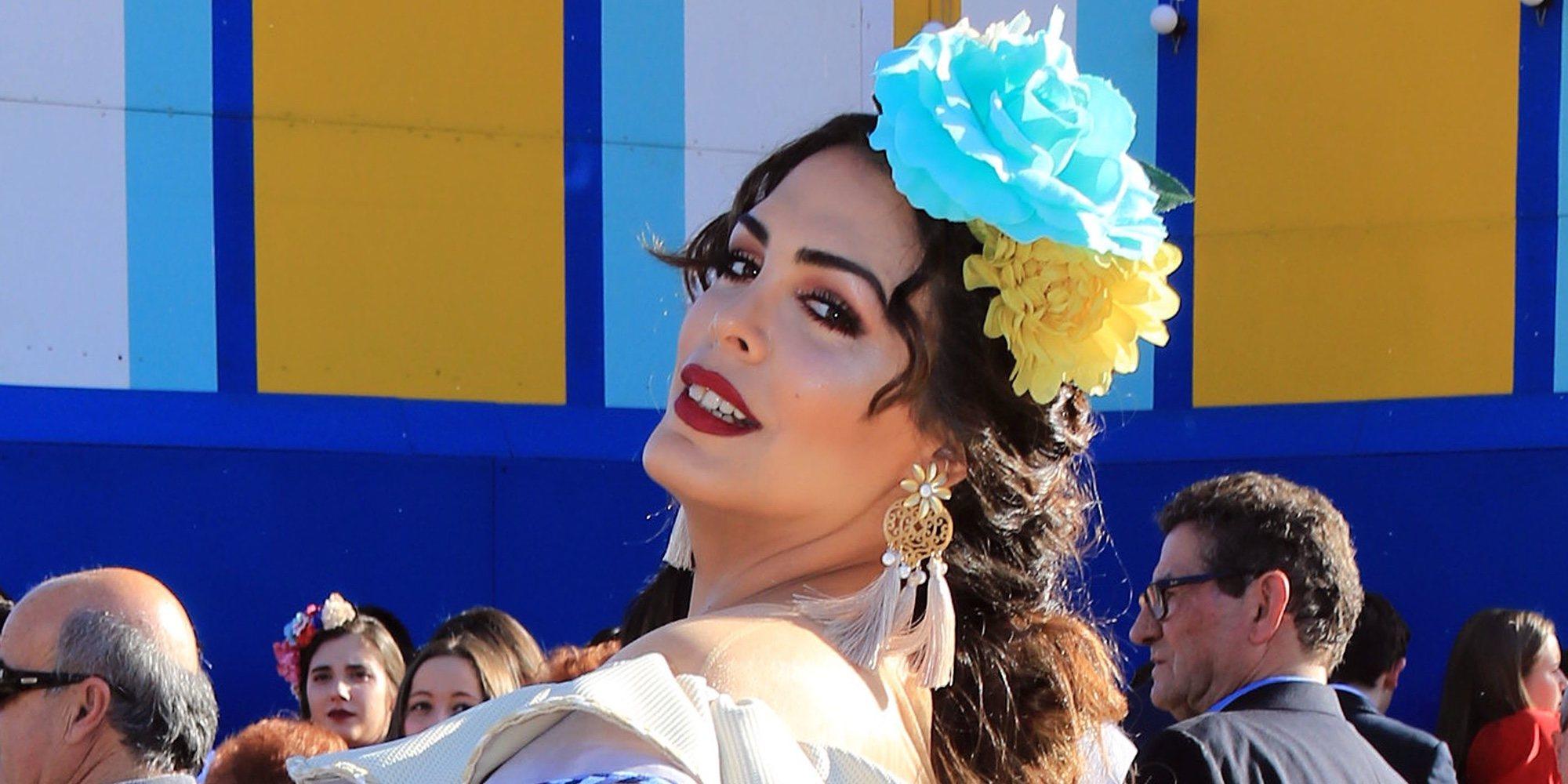 """Amor Romeira denuncia haber recibido comentarios como """"¡Debería morirse!"""" por una foto en la Feria de Abril"""
