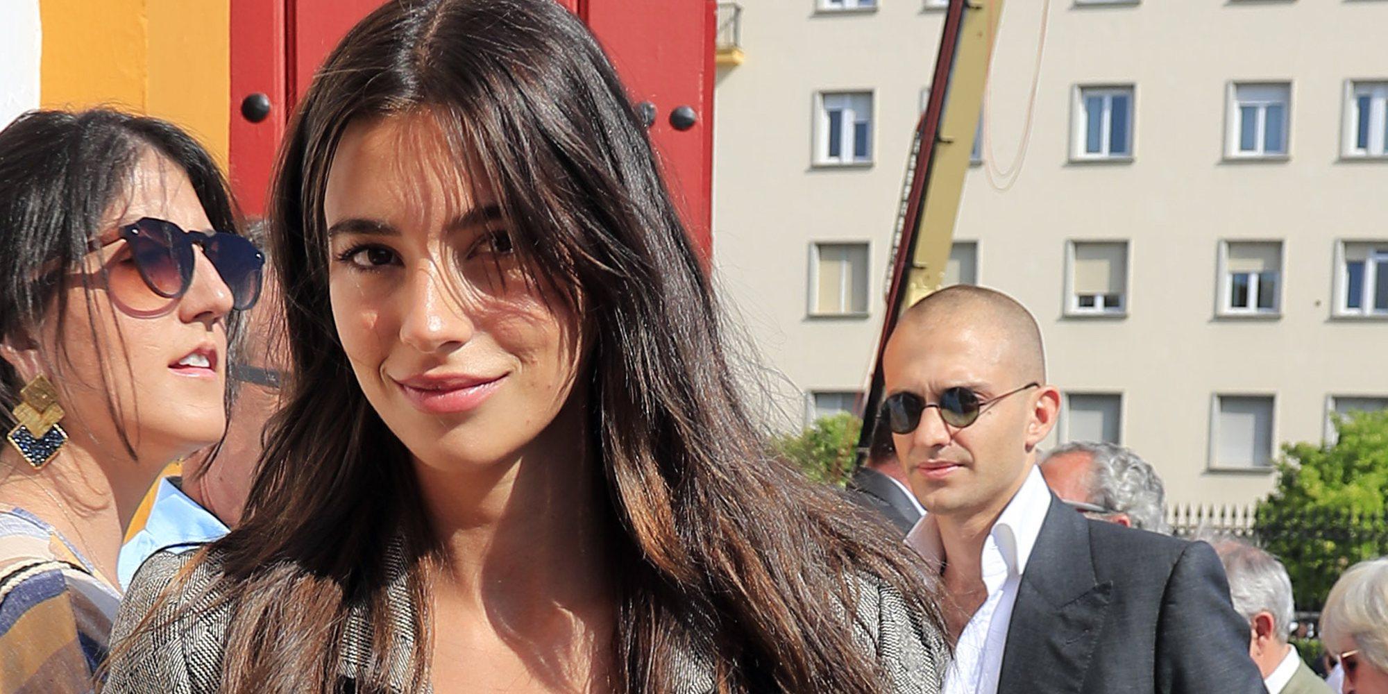 Rocío Crusset, enamorada de un rico heredero de Cipriani con el que ha paseado por la Feria de Abril 2019