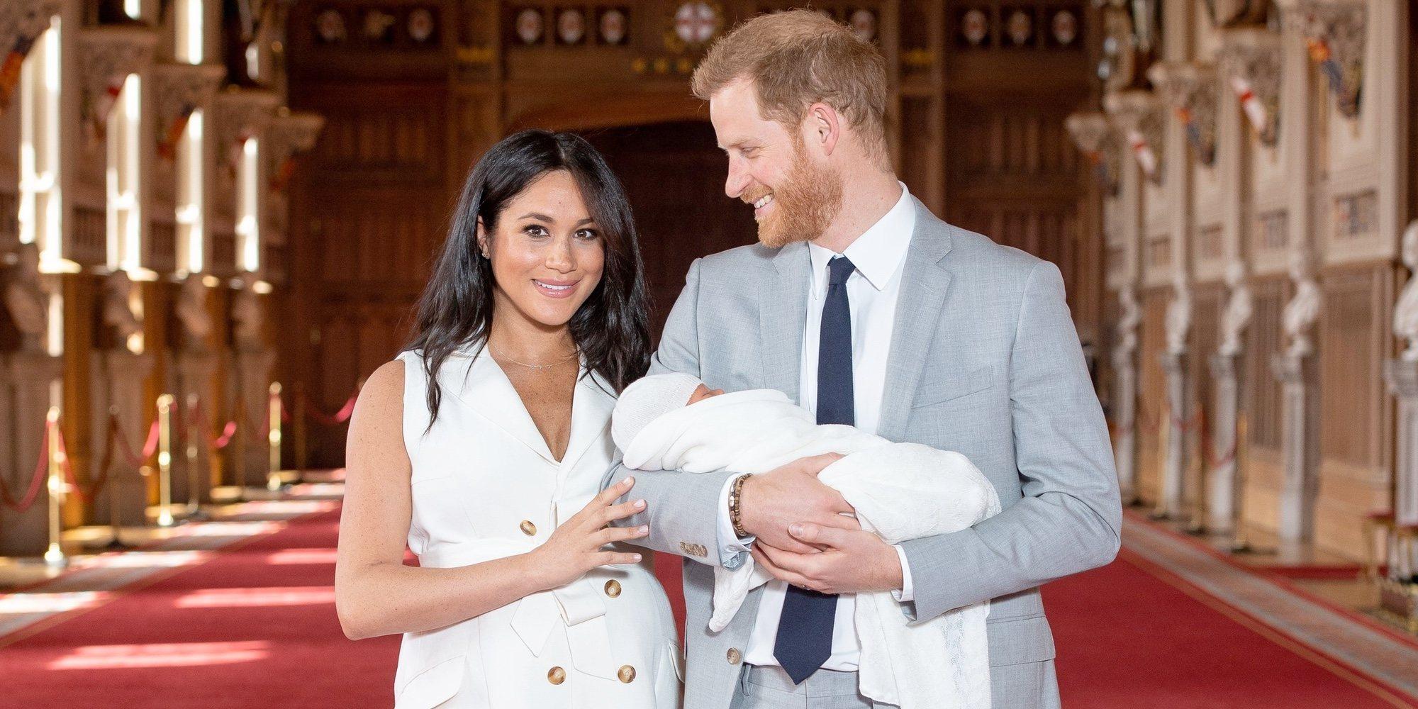 Meghan Markle celebra su primer Día de la Madre con Archie Harrison y un homenaje a Lady Di