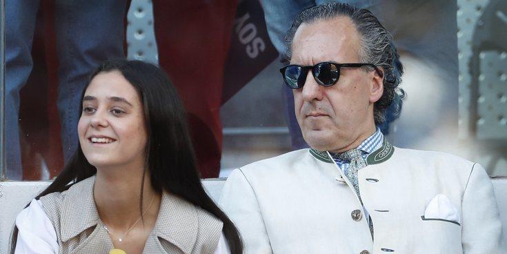 Victoria Federica, Jaime de Marichalar y la Infanta Pilar: la realeza acude a la final del Open de Madrid 2019