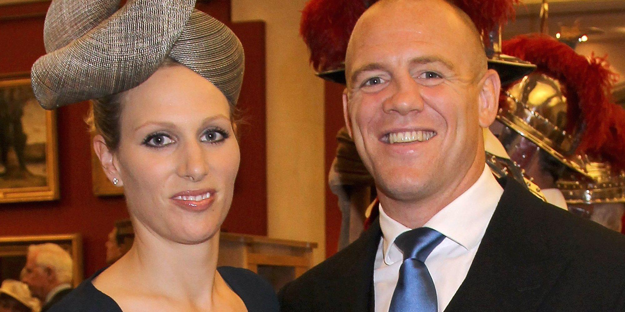 Mike Tindall desvela que hay un chat de primos en la Familia Real Británica