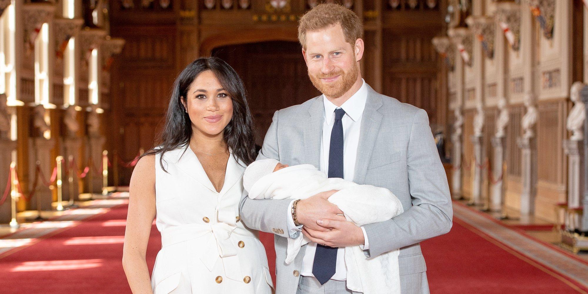 La importante decisión del Príncipe Harry y Meghan Markle sobre la vida de su hijo Archie Harrison