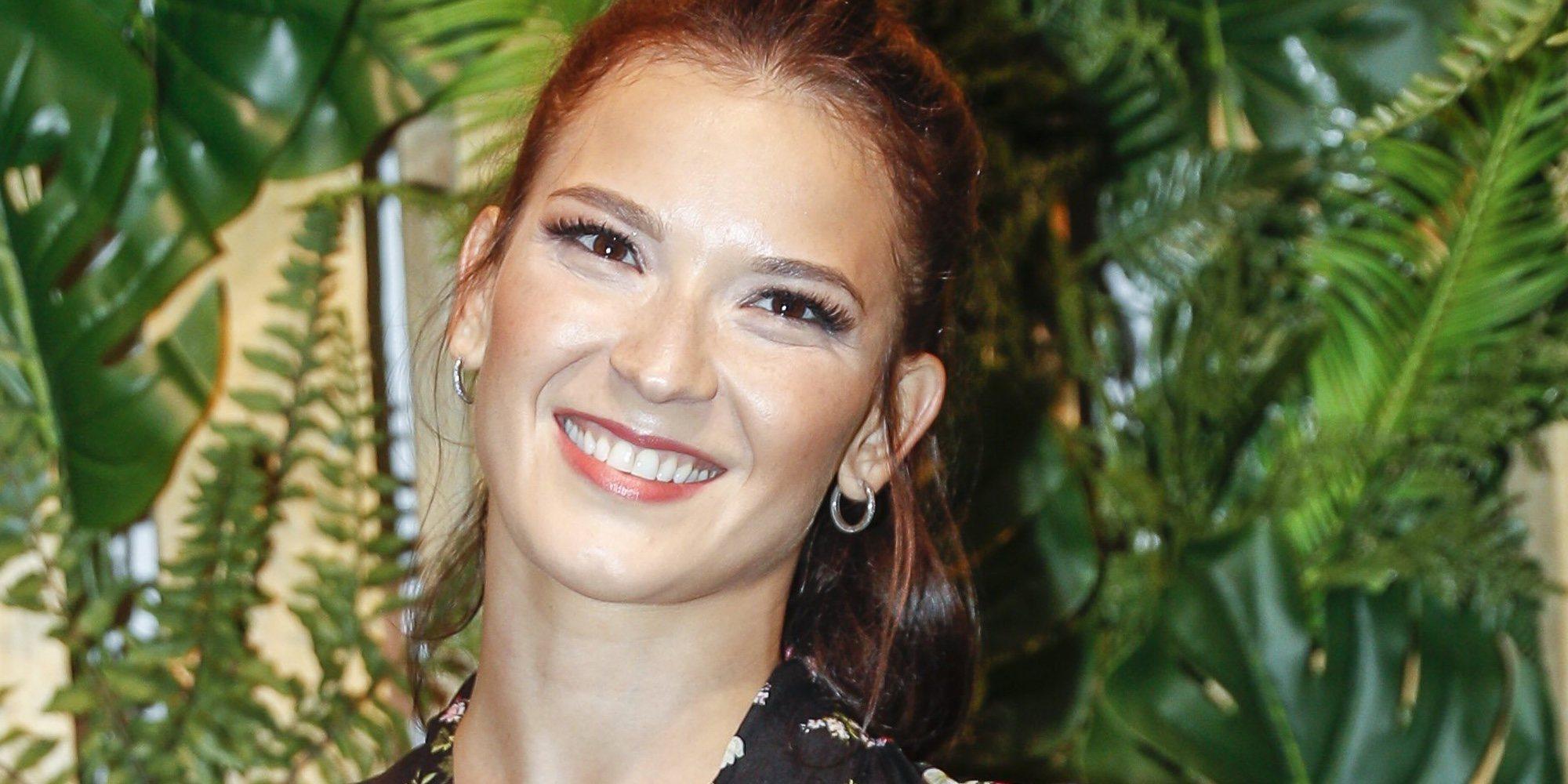 """Yana Olina habla por primera vez de su relación con David Bustamante: """"Estoy muy contenta"""""""