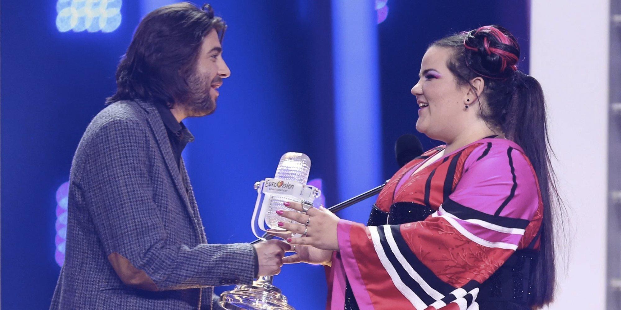 Enemigos Íntimos: Salvador Sobral y Netta, los dos ganadores de Eurovisión enfrentados por su estilo musical