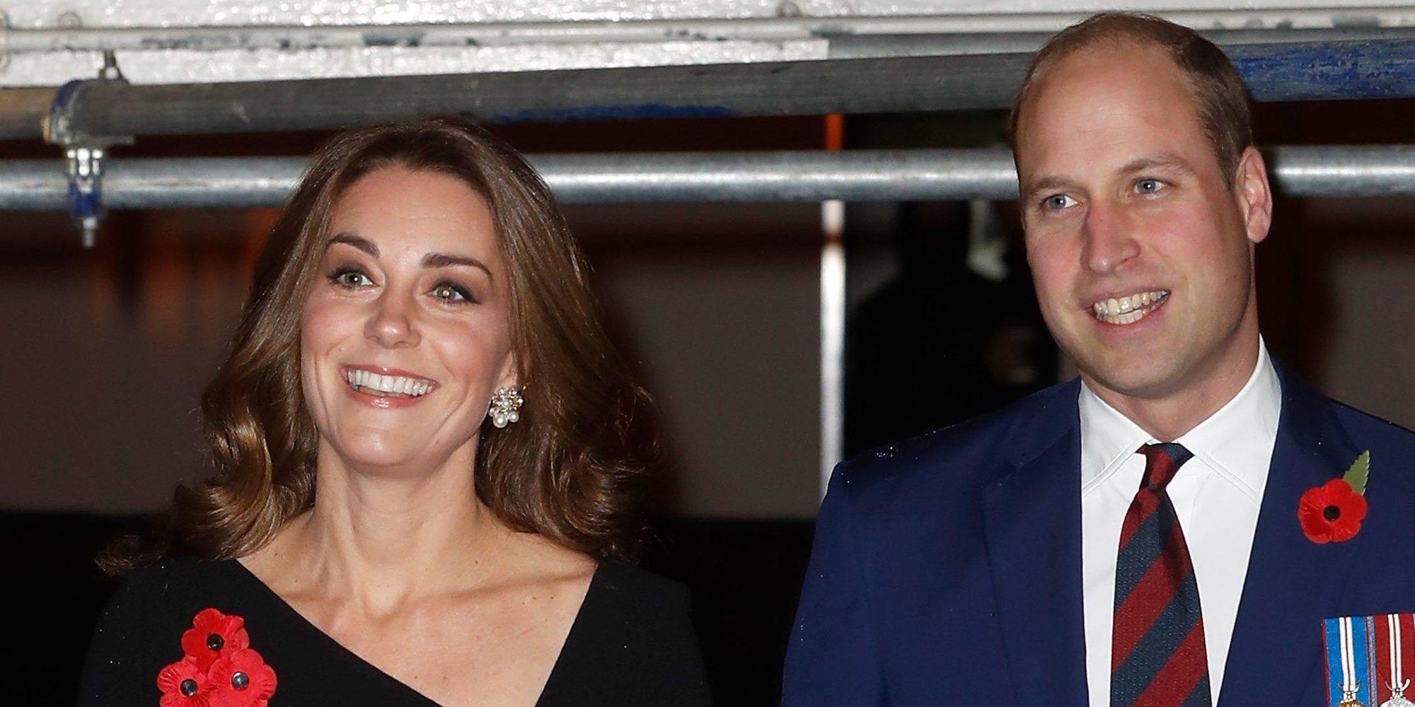 El Príncipe Guillermo y Kate Middleton ya conocen a su sobrino Archie Harrison
