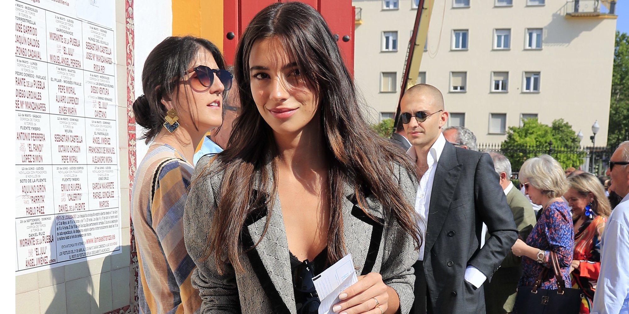 Rocío Crusset se defiende las críticas tras hacerse público su noviazgo con Maggio Cipriani