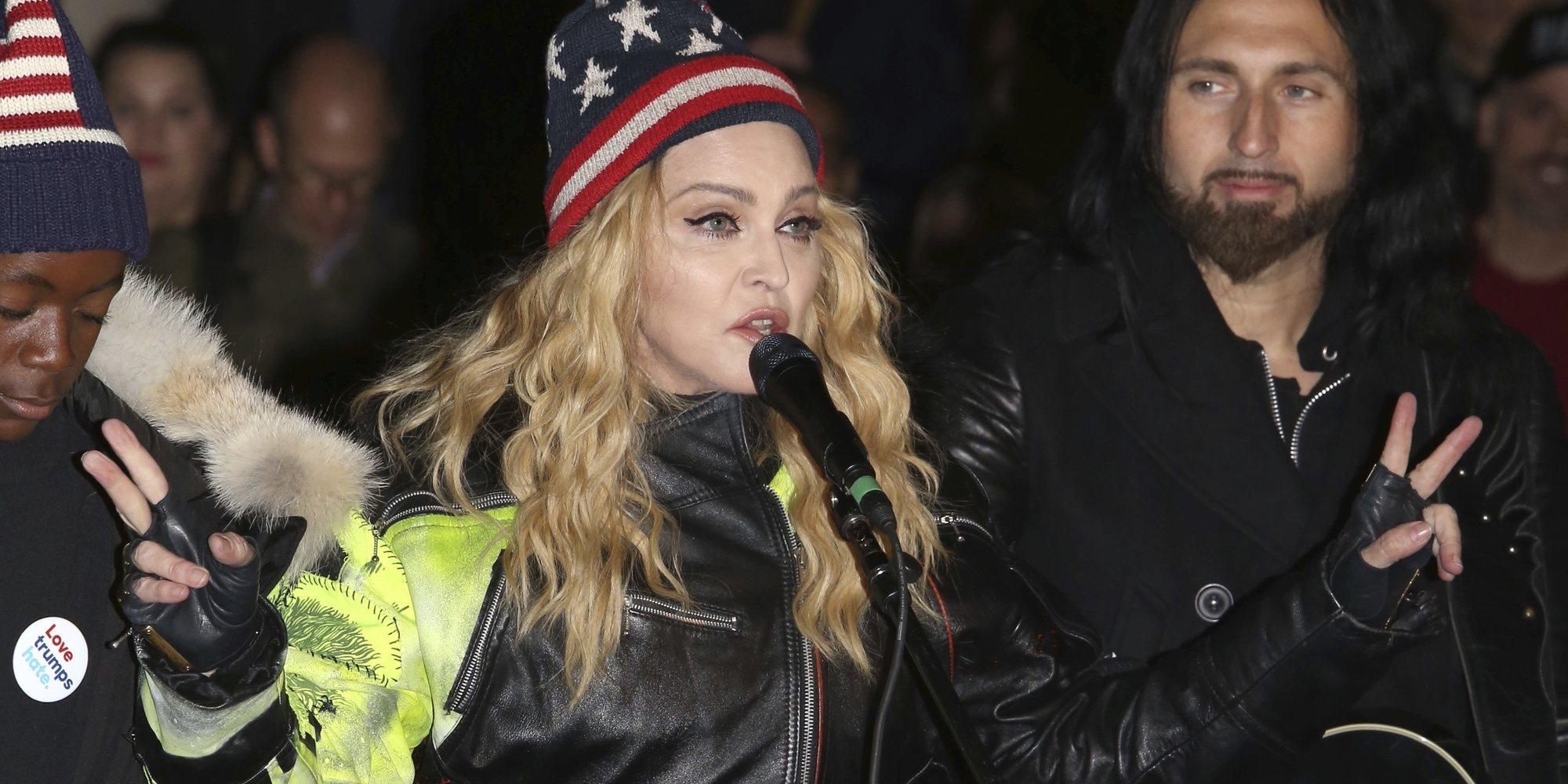 Madonna rechaza el boicot a Eurovisión 2019 aterrizando en Tel Aviv 3 días antes de la final del Festival