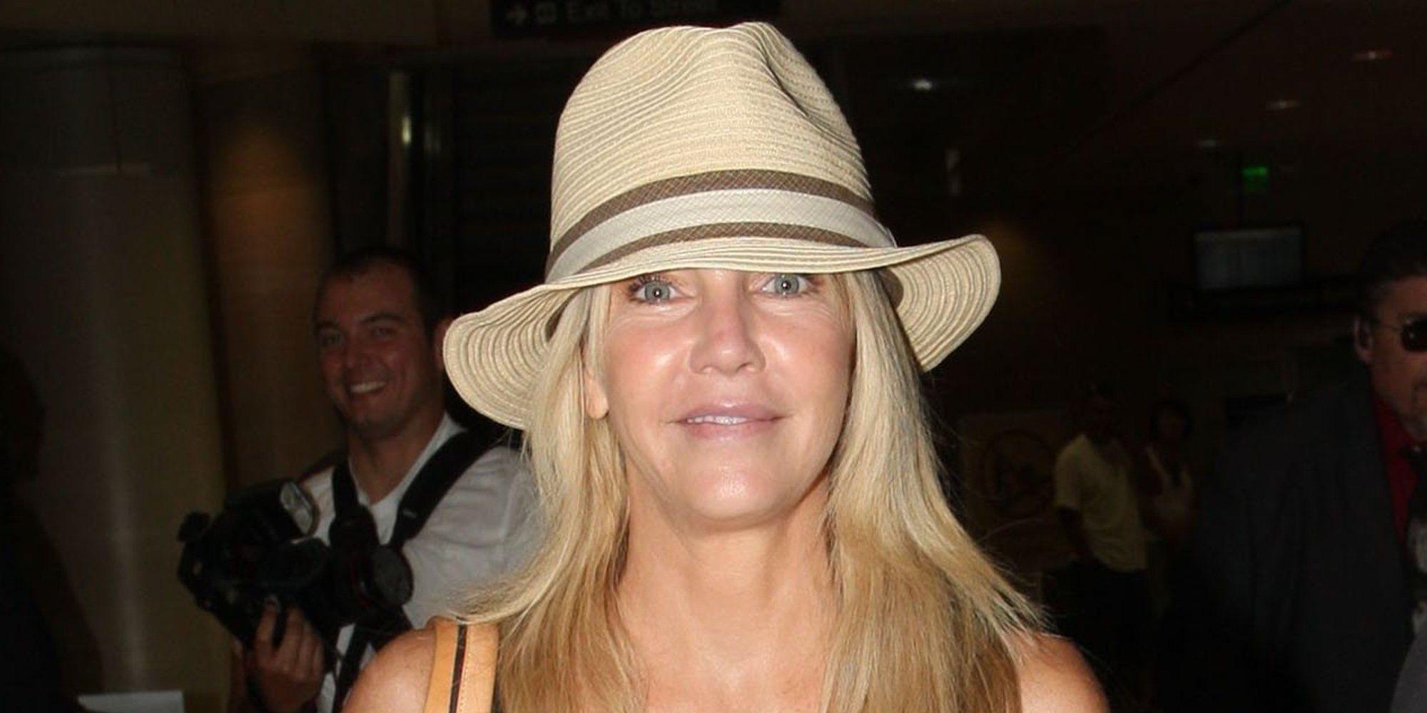 """Heather Locklear, de nuevo en rehabilitación: """"Esto está destrozando a la familia"""""""