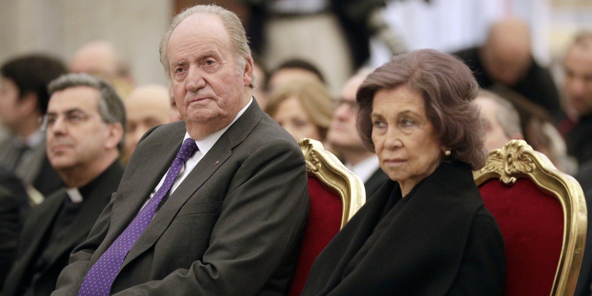 La comida en la que el Rey Juan Carlos interrumpió su coqueteo con Antonia Dell'Atte para reírse de la Reina Sofía